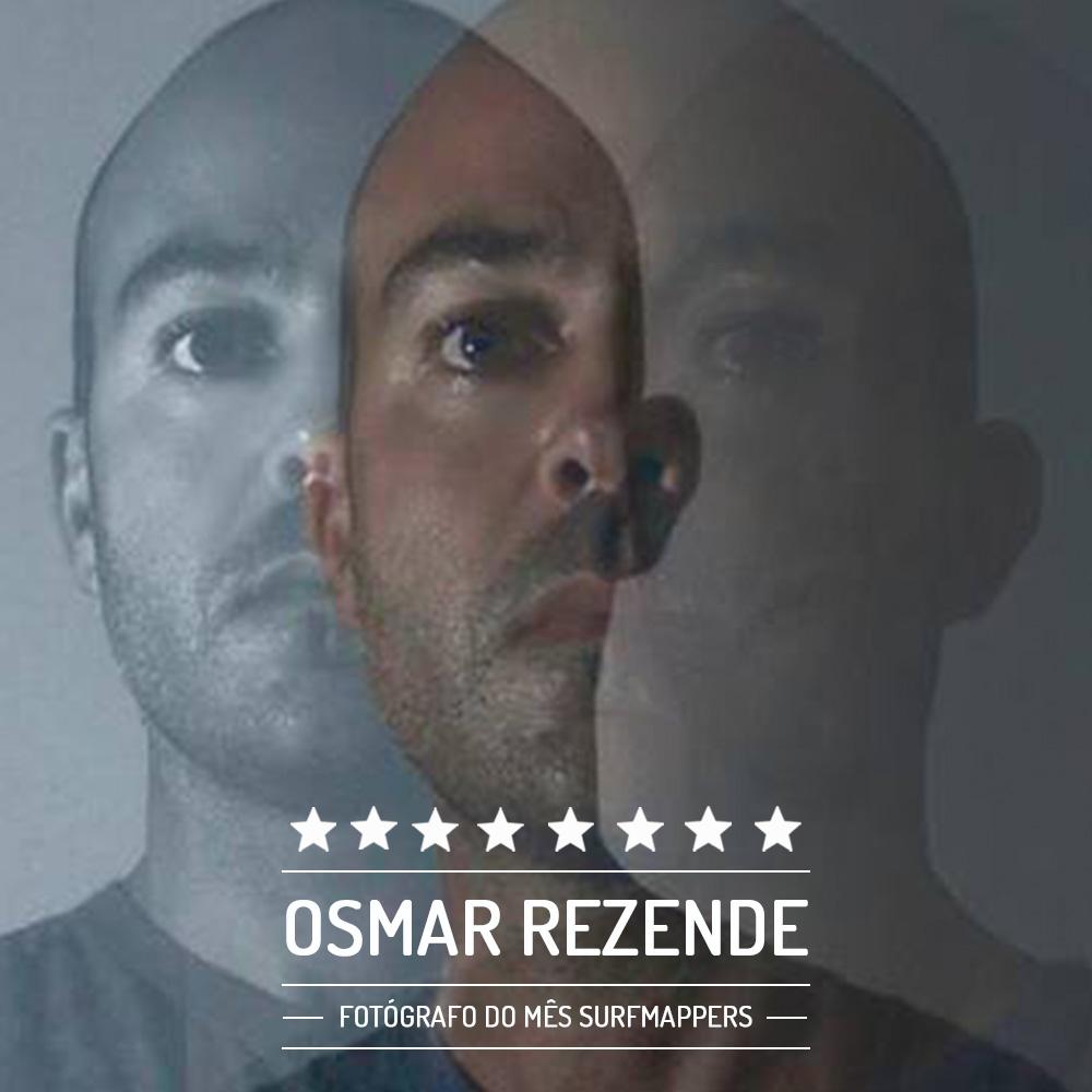 Osmar Rezende, vencedor do Fotógrafo do Mês de Março no Surfmappers.