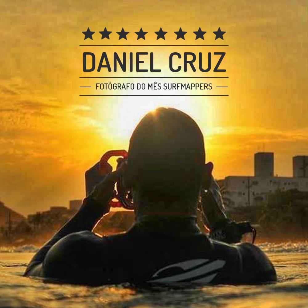 Daniel Cruz - Fotógrafo do Mês de Julho, no Surfmappers!