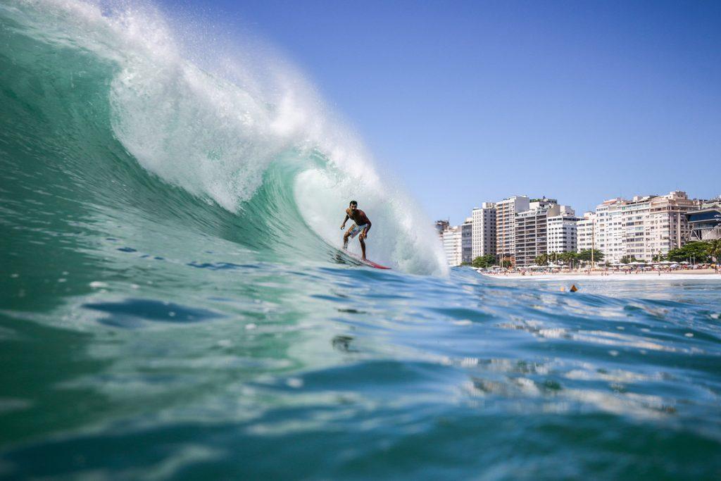 Copacabana Posto 05, 09/12 por Arthur Meier