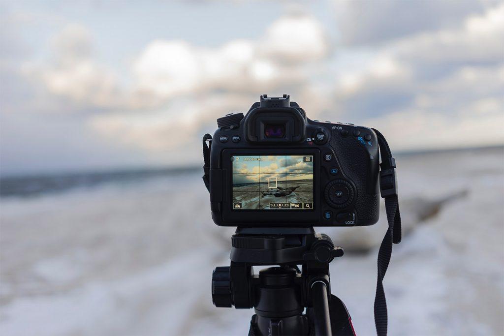 equipamentos fotográfico