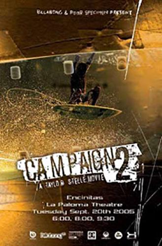Filmes de Surf. Campaign 2