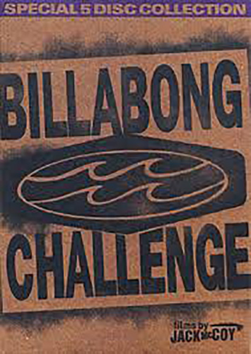Filmes de Surf. Billabong Challenge