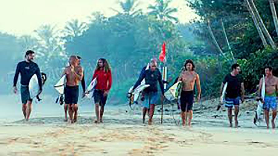 Filmes de Surf. Momentum Generation