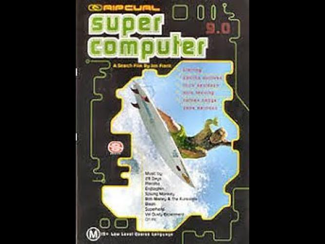 Filmes de Surf. Super Computer