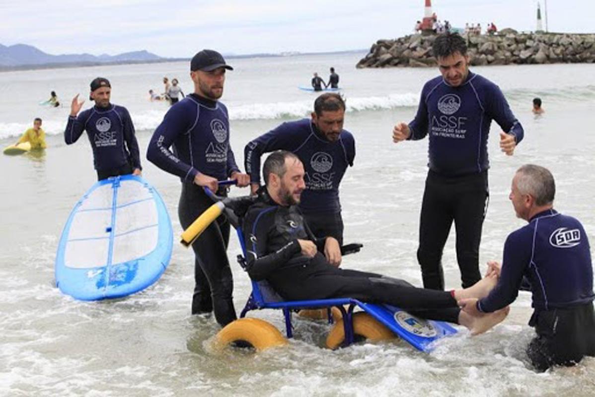 Dia internacional do surf - Surf sem fronteiras
