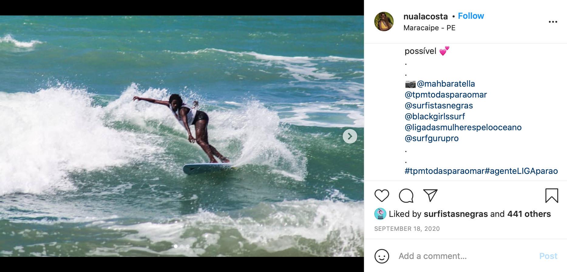 mulheres inspiradoras no surf