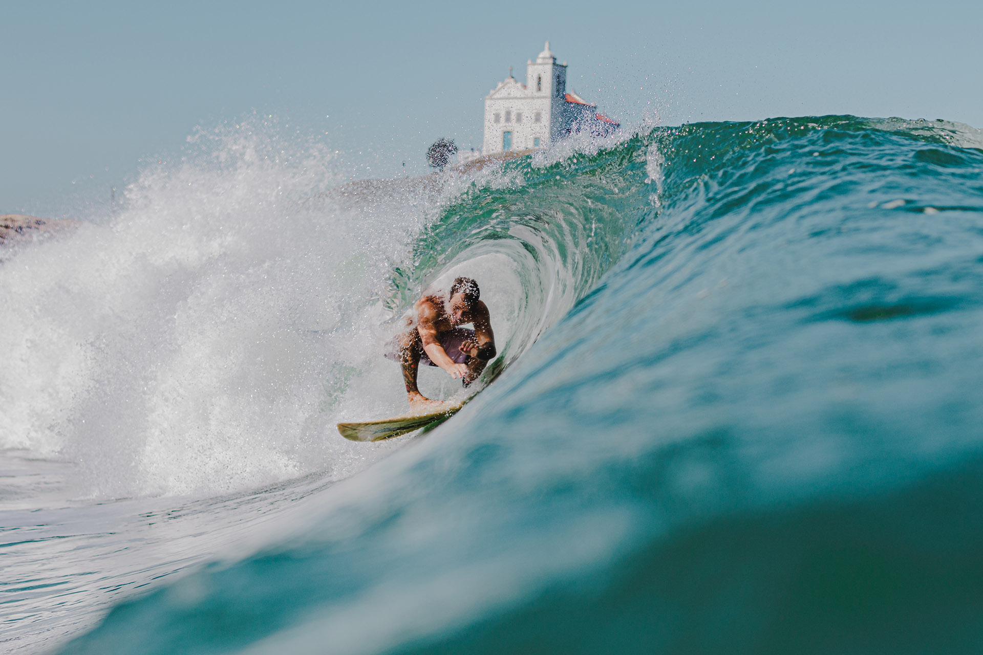 melhores fotos de surf de julho