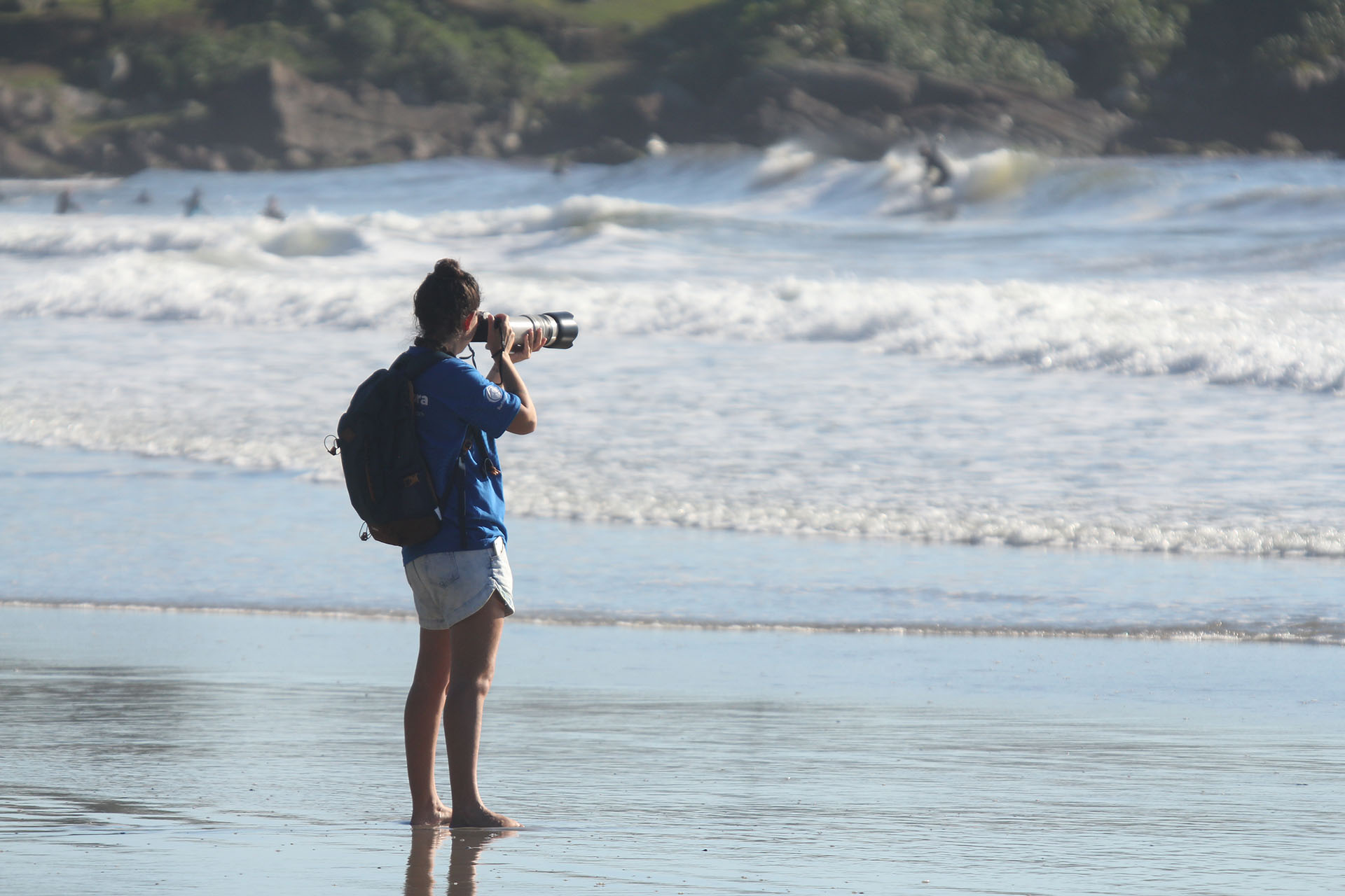 fotografia de surf